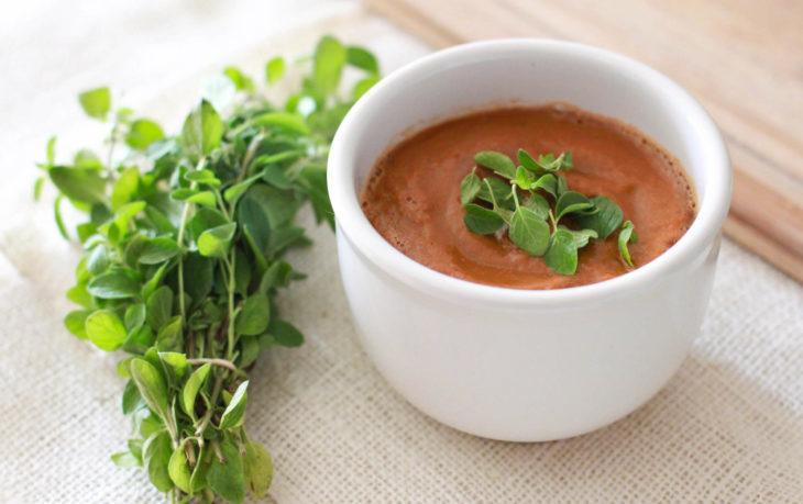 томатный суп с сельдереем рецепт