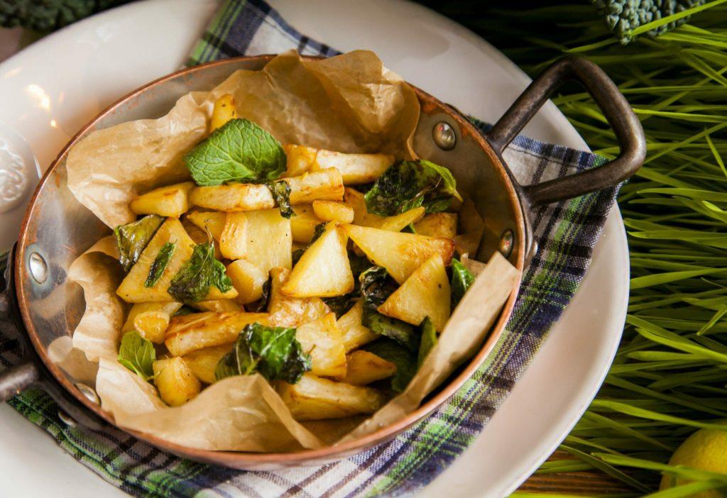 Рецепты приготовления жареного, тушеного сельдерея