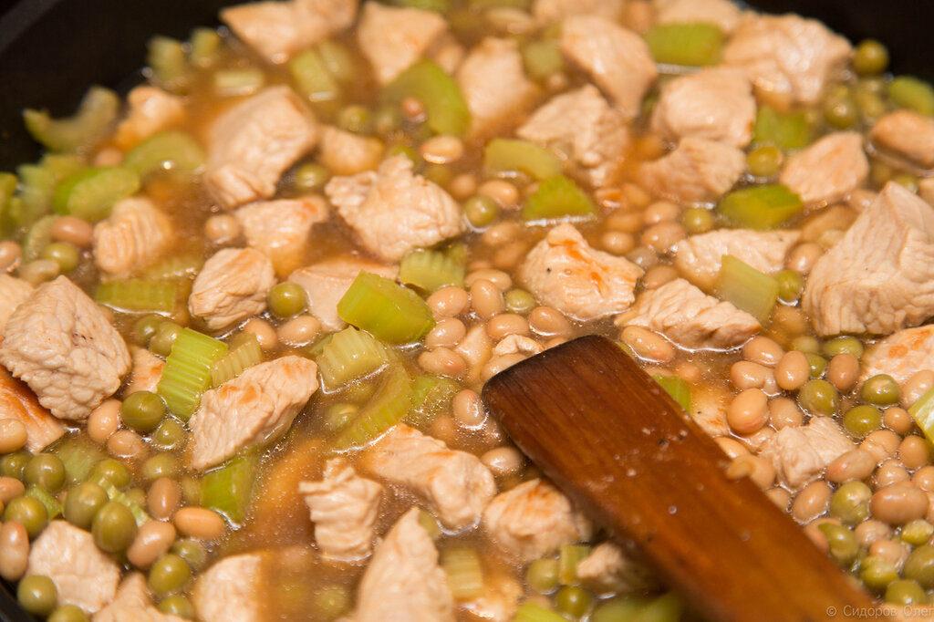 Рецепты блюд с индейкой и сельдереем