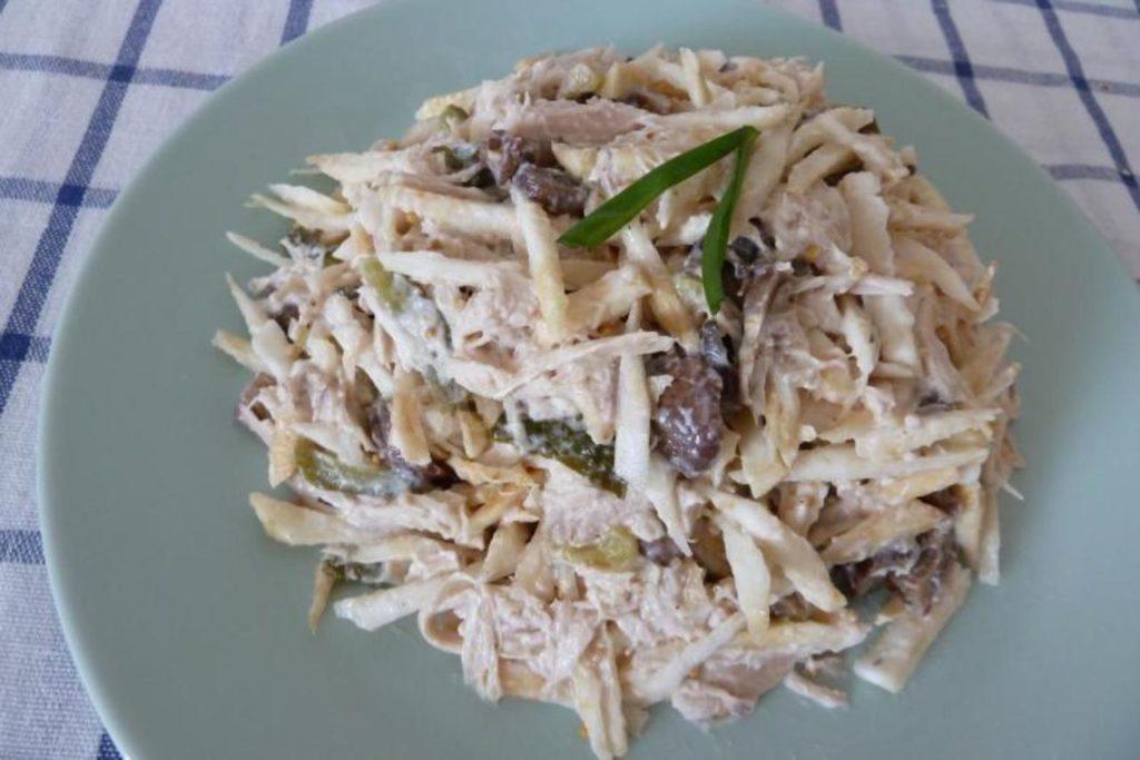 Рецепты корня сельдерея с курицей, говядиной, постным мясом