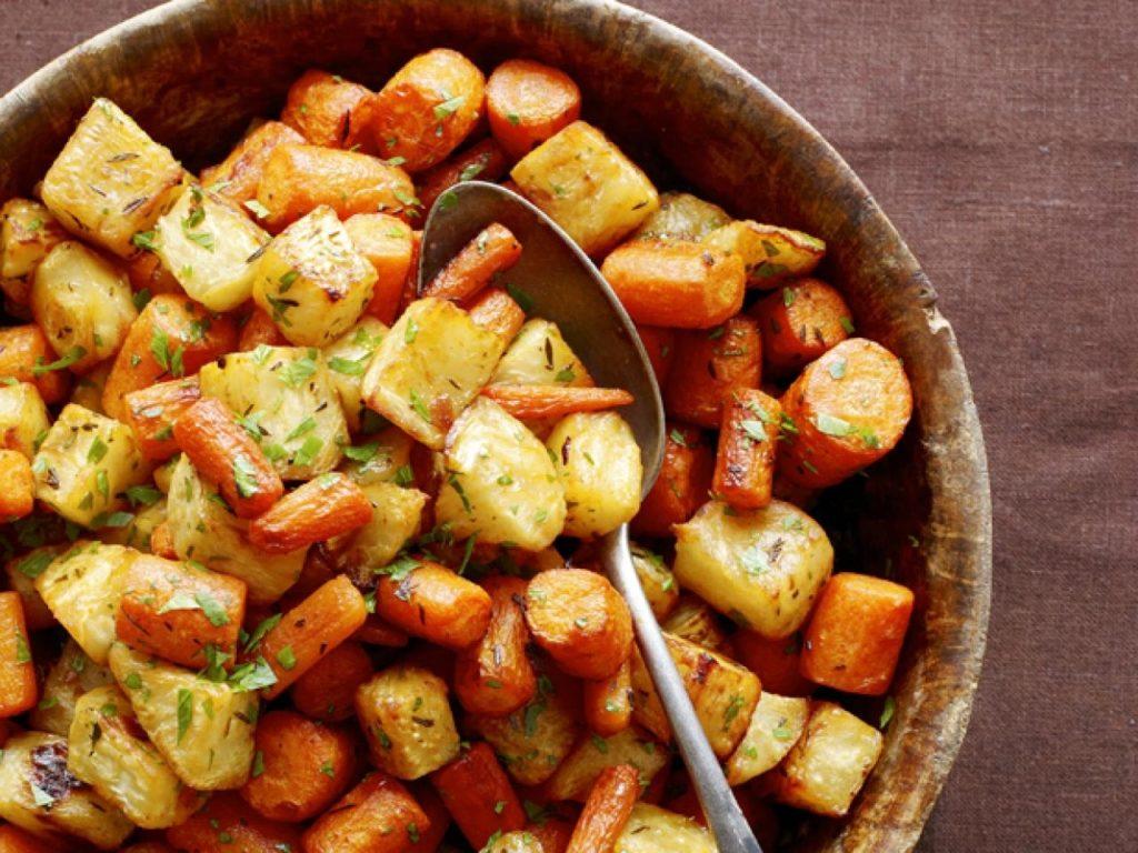 Вкусные рецепты с сельдереем в духовке