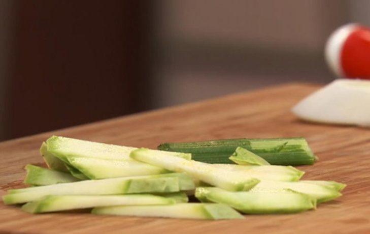рецепты со стеблем сельдерея