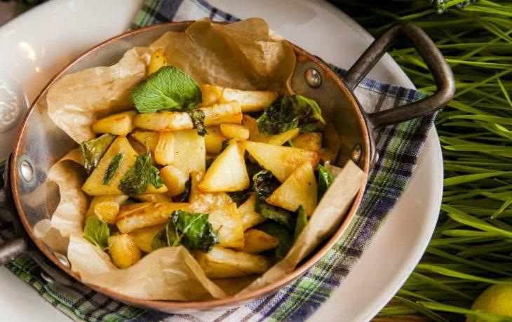 сельдерей жареный рецепты