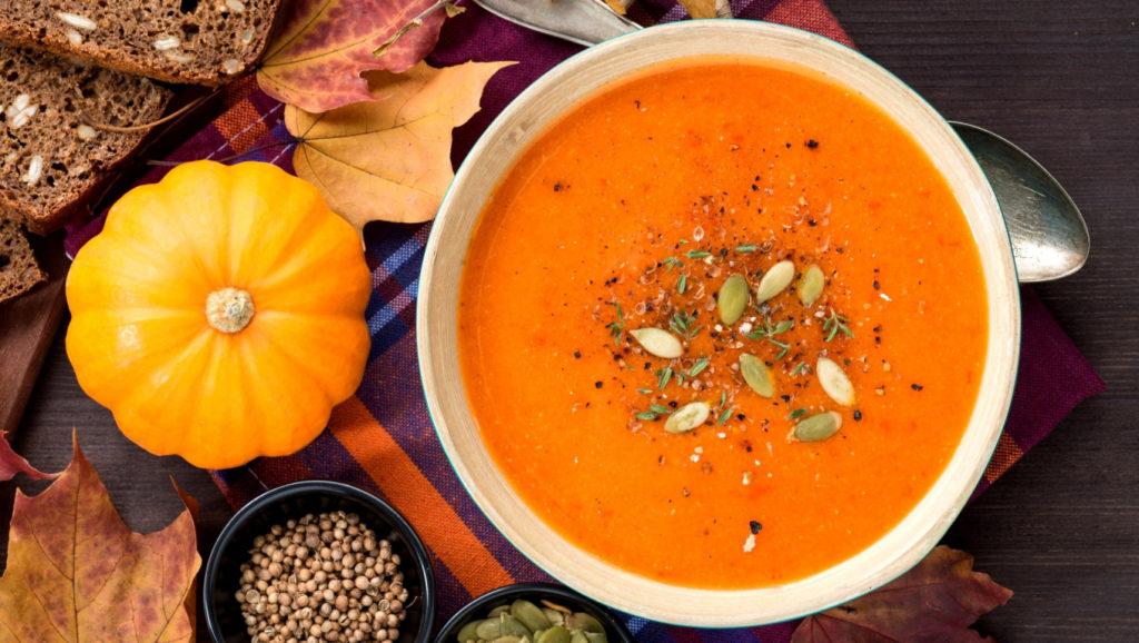 Как приготовить суп пюре из тыквы: популярные рецепты