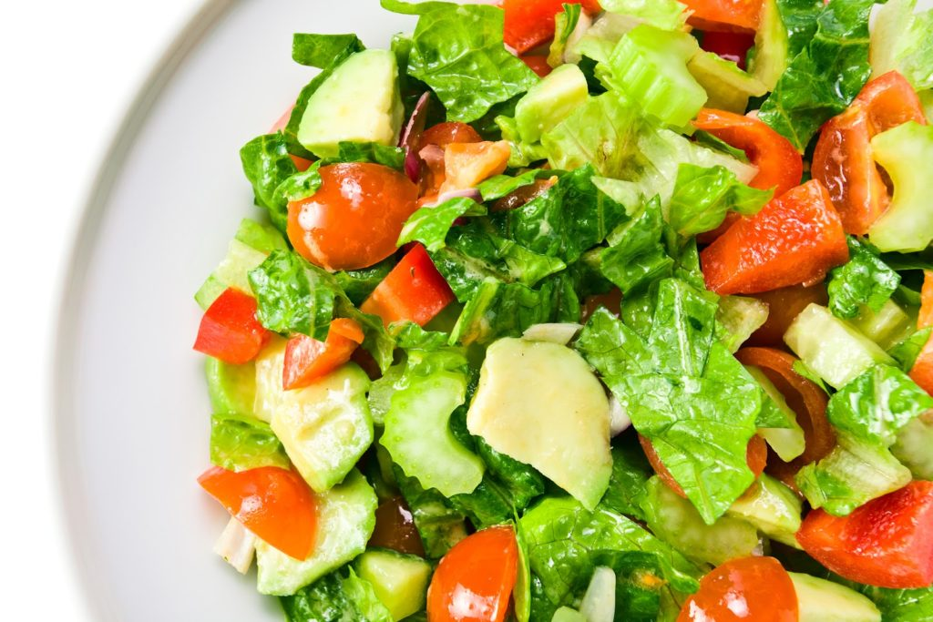 Рецепты блюд с помидорами и сельдереем
