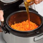 Рецепты тыквы в мультиварке на пару, запеченной, тушеной