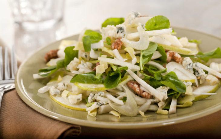 салат с говядиной и сельдереем рецепт