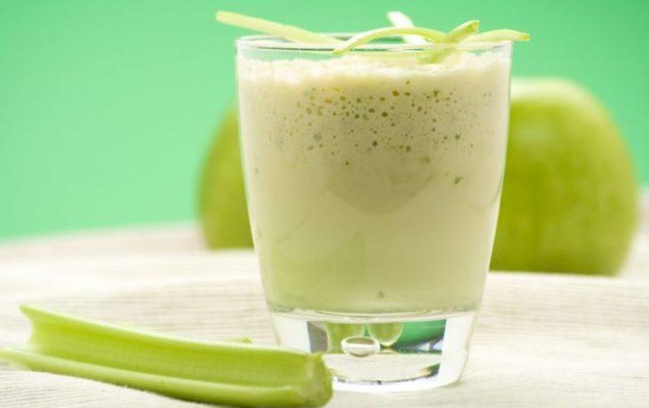 Рецепты овощного напитка, чая, кефирного коктейля с сельдереем