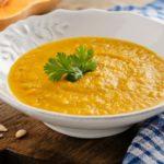 Рецепты супа пюре из тыквы: классический, со сливками, постный