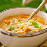 Рецепты постного, классического, овощного супа с тыквой