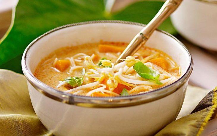 постный суп из тыквы рецепты