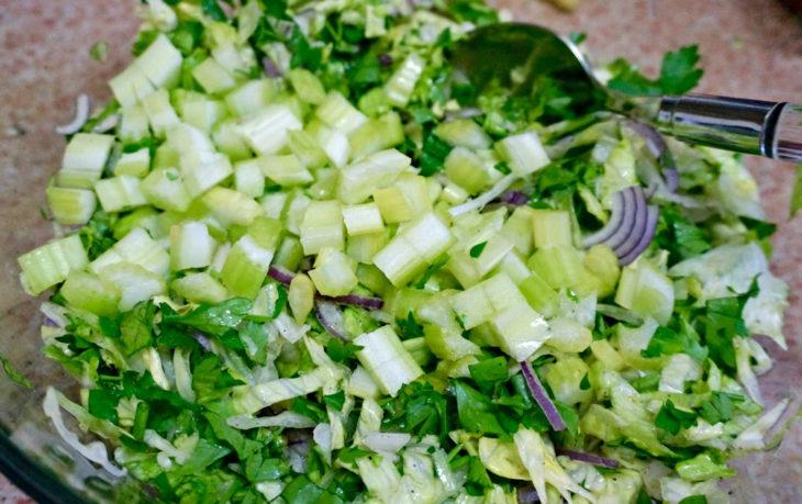 сельдерей как готовить рецепты