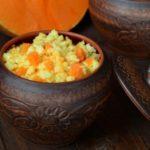 Рецепты каши с тыквой в духовке