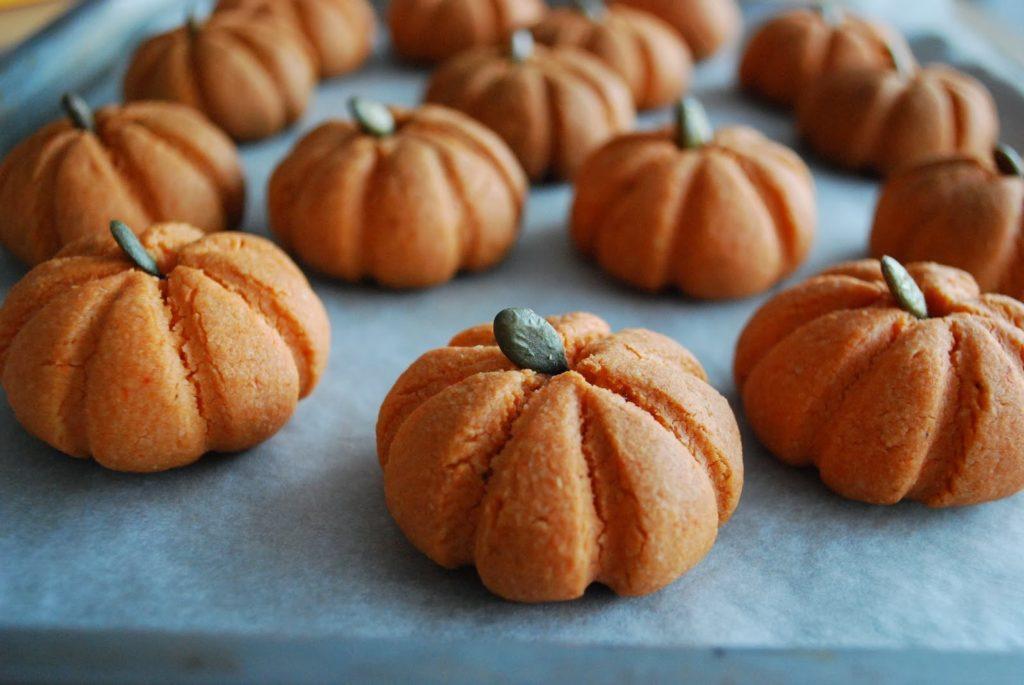 Быстрые и вкусные рецепты печенья из тыквы