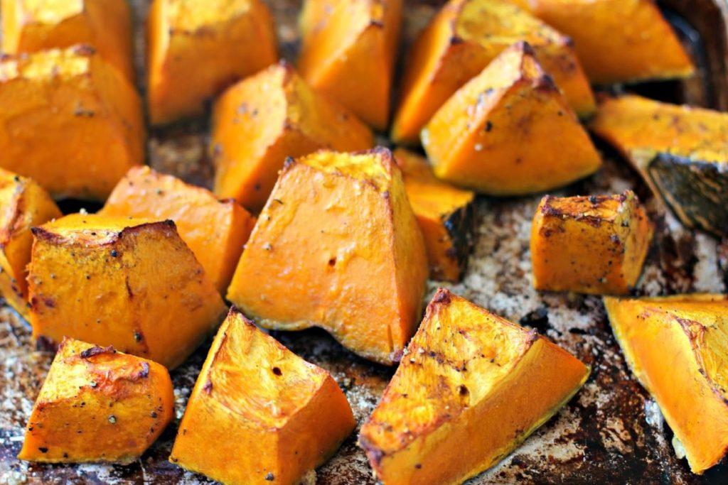 Рецепты запеченной в духовке тыквы целиком, кусочками, с сахаром