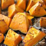 Праздничные рецепты приготовления тыквы в духовке кусочками