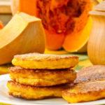 Рецепты постной выпечки, оладий, мантов из тыквы