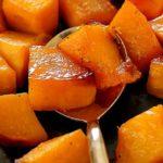 Рецепты тыквы с яблоками, сахаром