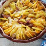 Рецепты картошки с тыквой и морковью, курицей, капустой