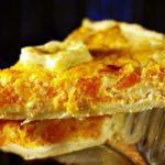 Рецепты пирога из тыквы с яблоками, творогом, на кефире, осетинского