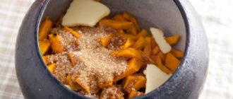 тыква в горшочке в духовке рецепты